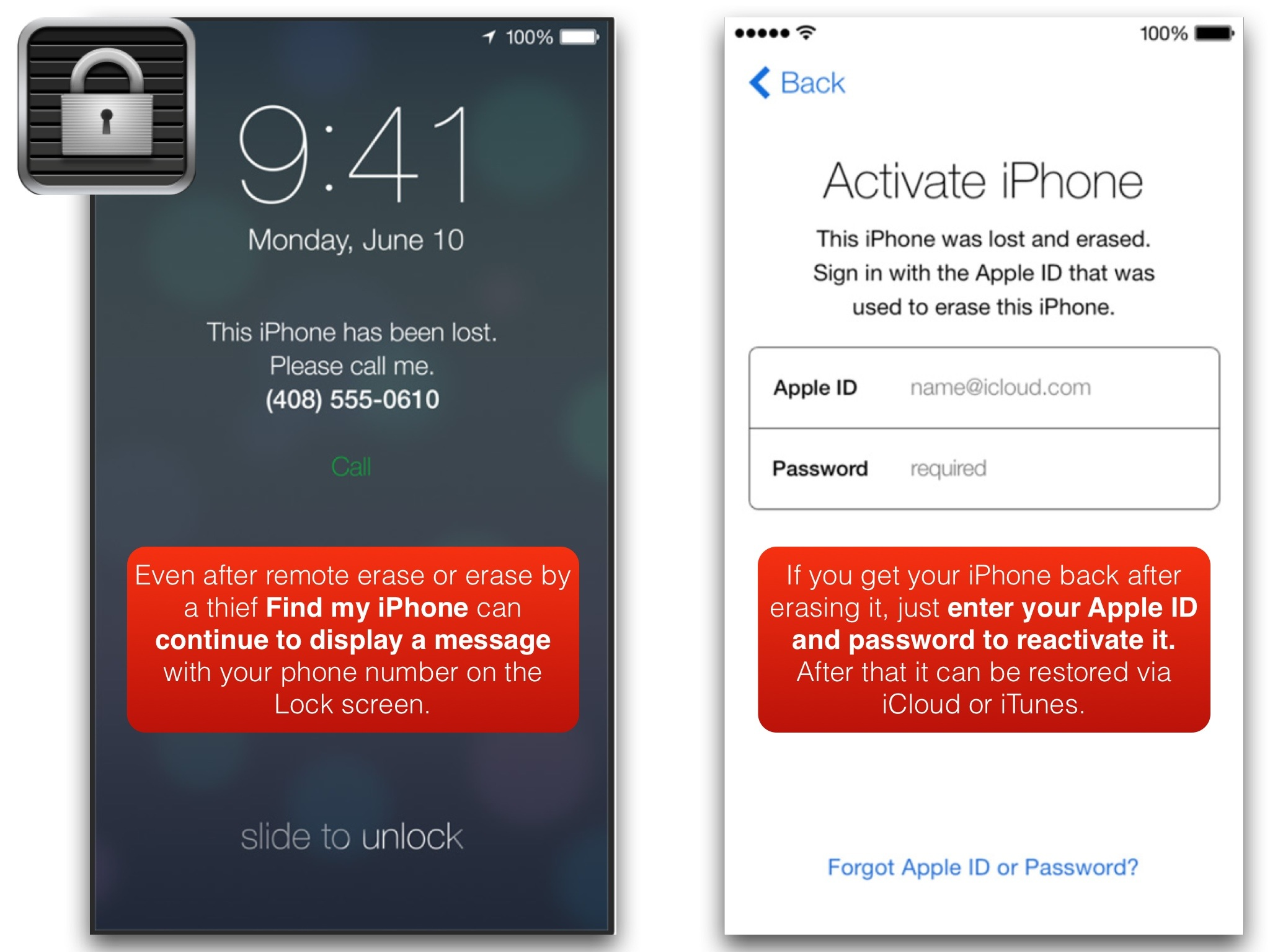 Incorrect Apple Id Cannot Be Used To Unlock This Iphone | Used Iphone