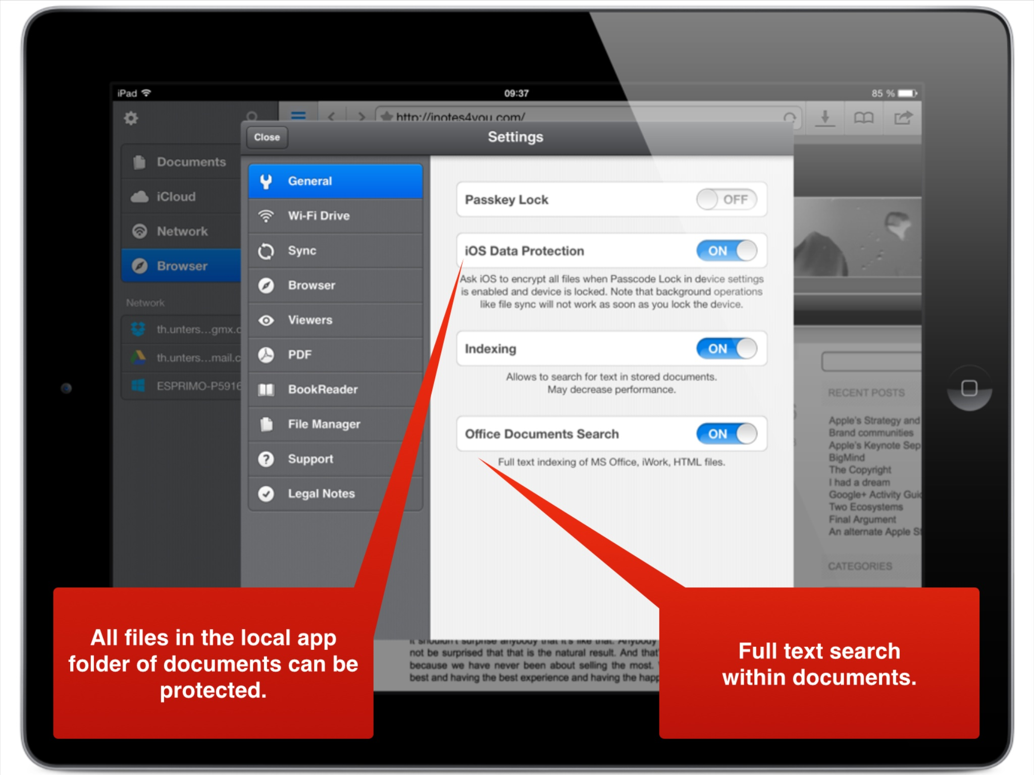 Documents by Readdle – iNotes4You