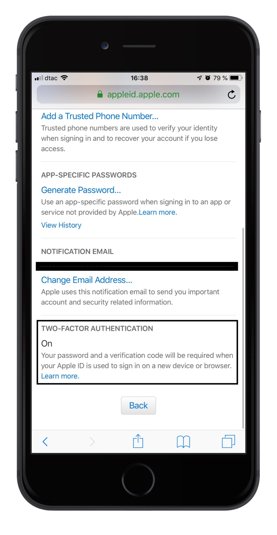 2-Factor Authentication – iNotes4You